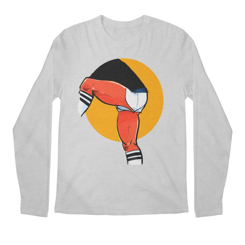 Laces Men's Regular Longsleeve T-Shirt by Ego Rodriguez