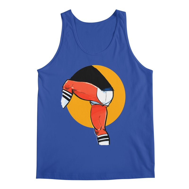 Laces Men's Regular Tank by Ego Rodriguez