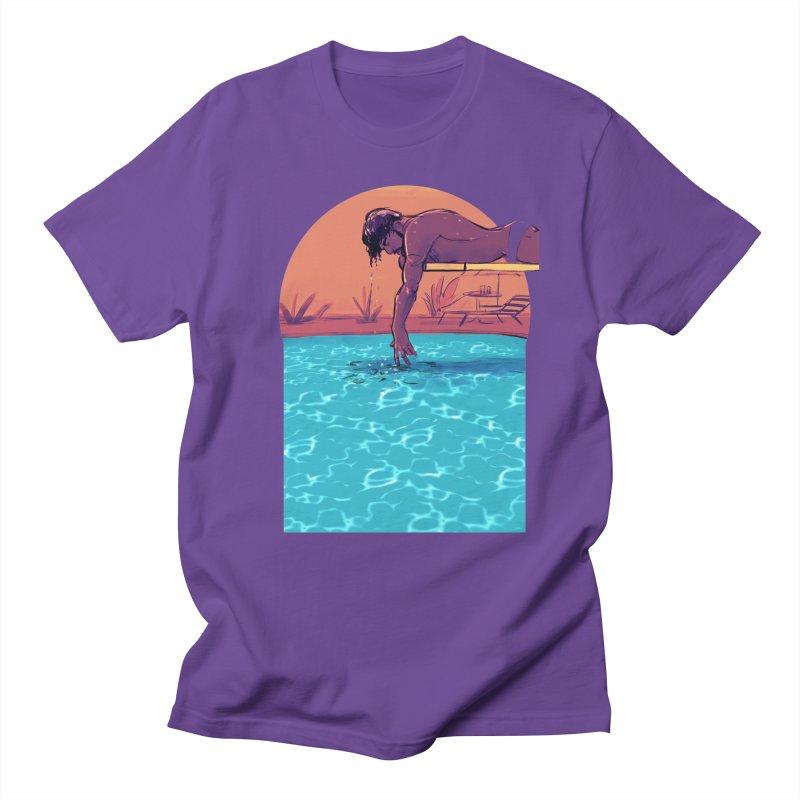 Narcissus Men's Regular T-Shirt by Ego Rodriguez