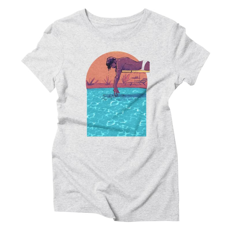 Narcissus Women's T-Shirt by Ego Rodriguez
