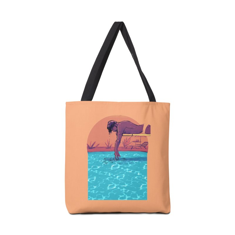 Narcissus Accessories Tote Bag Bag by Ego Rodriguez