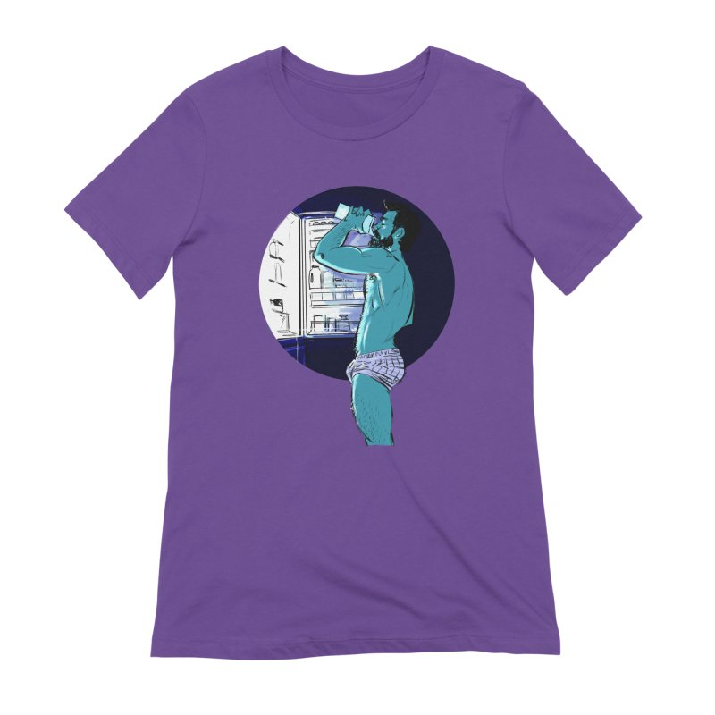 Thirst Women's Extra Soft T-Shirt by Ego Rodriguez