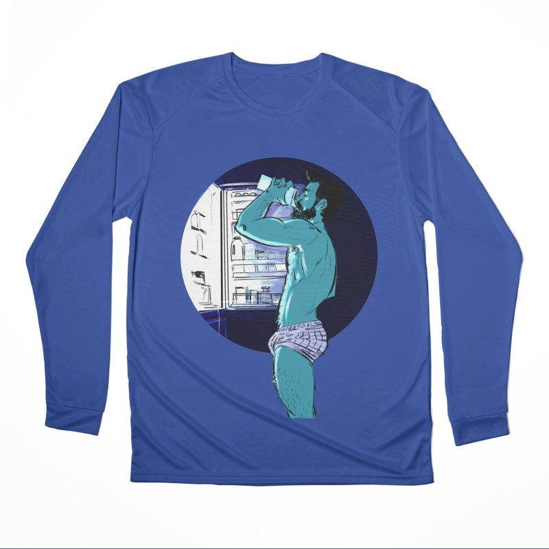 Thirst Women's Performance Unisex Longsleeve T-Shirt by Ego Rodriguez