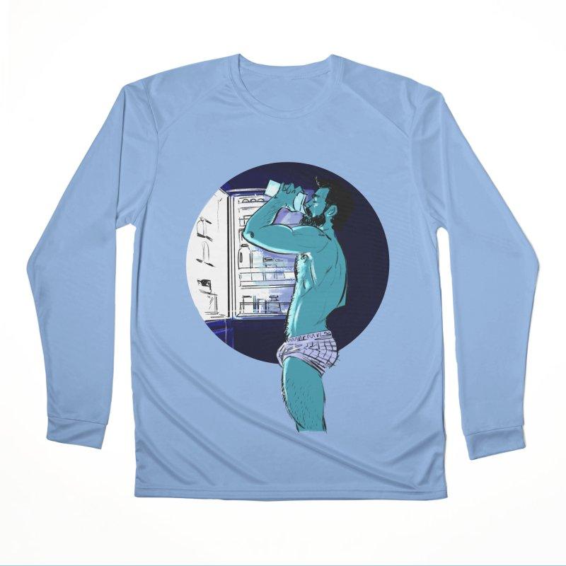 Thirst Women's Longsleeve T-Shirt by Ego Rodriguez