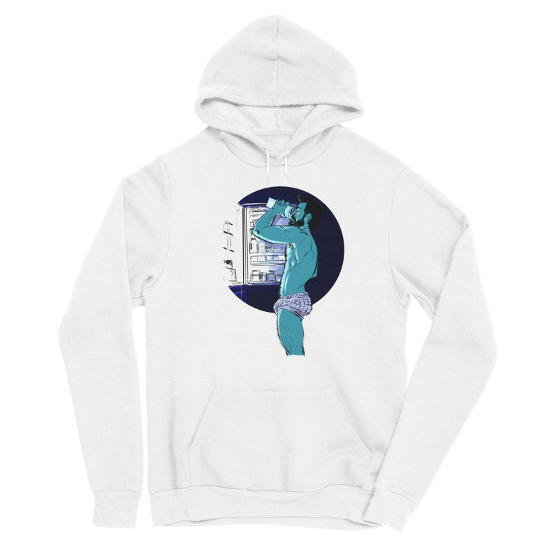 Thirst Women's Pullover Hoody by Ego Rodriguez