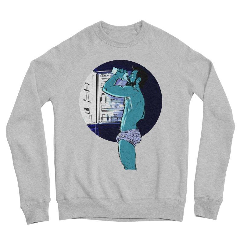 Thirst Men's Sponge Fleece Sweatshirt by Ego Rodriguez