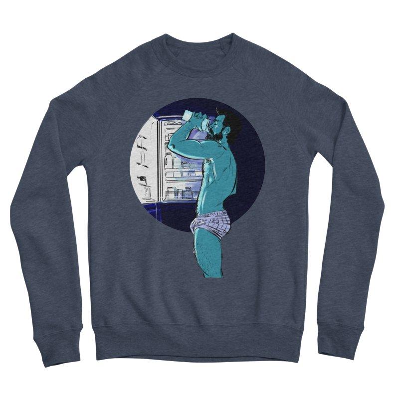 Thirst Women's Sponge Fleece Sweatshirt by Ego Rodriguez