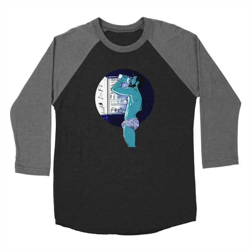 Thirst Women's Baseball Triblend Longsleeve T-Shirt by Ego Rodriguez