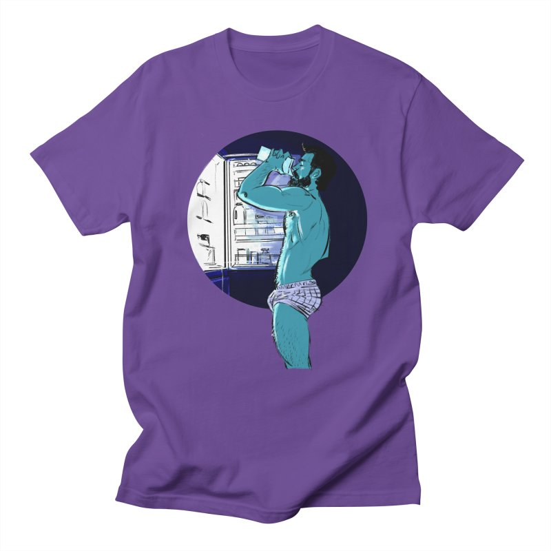 Thirst Men's Regular T-Shirt by Ego Rodriguez