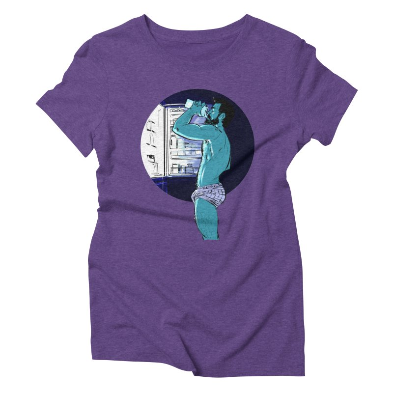 Thirst Women's Triblend T-Shirt by Ego Rodriguez