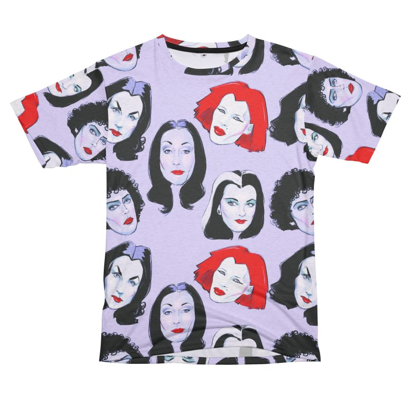 Heey Gouls! Women's Unisex French Terry T-Shirt Cut & Sew by Ego Rodriguez