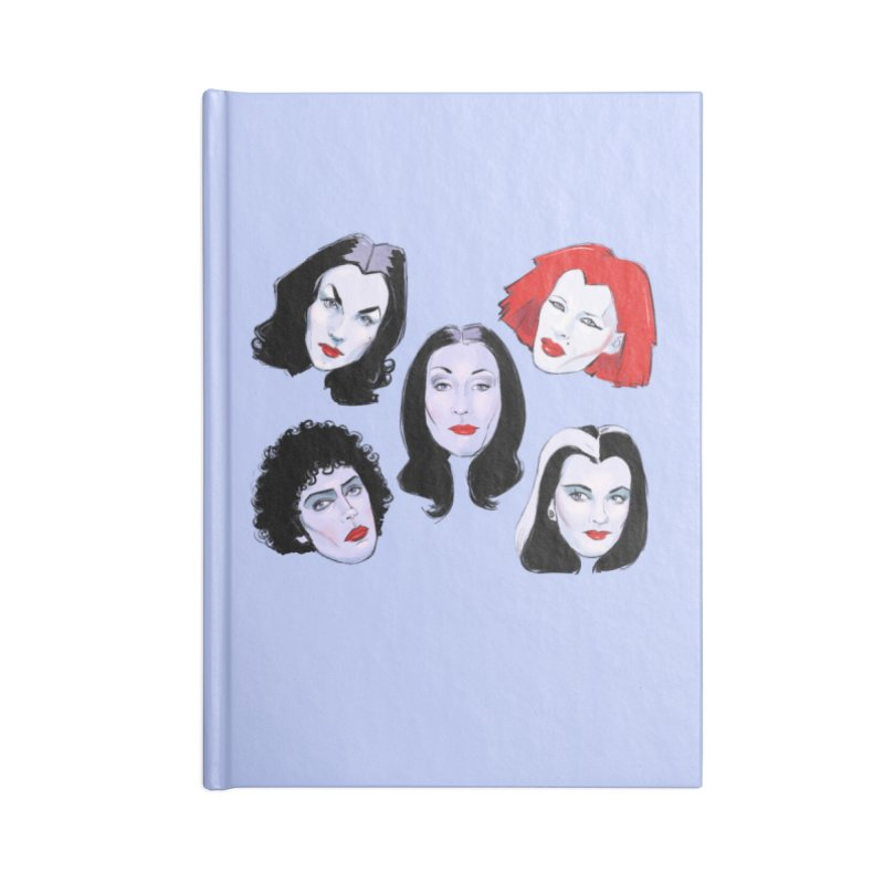 Heey Gouls! Accessories Notebook by Ego Rodriguez