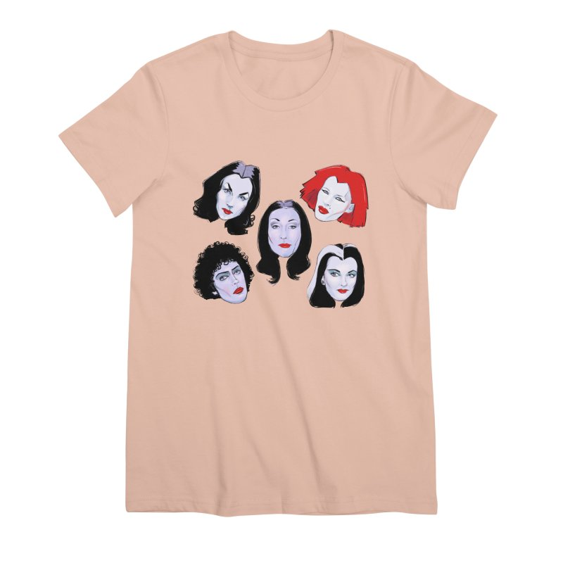 Heey Gouls! Women's Premium T-Shirt by Ego Rodriguez