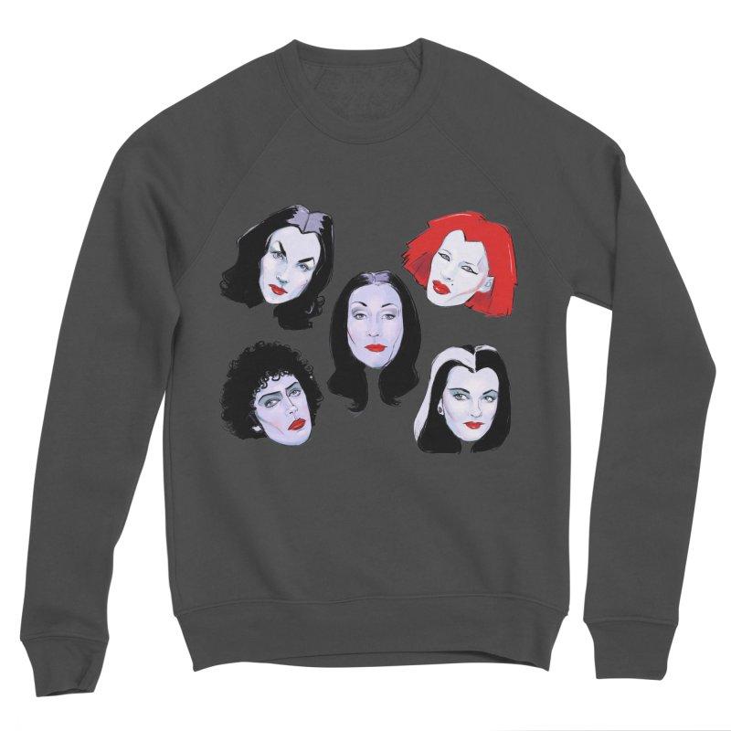 Heey Gouls! Women's Sponge Fleece Sweatshirt by Ego Rodriguez