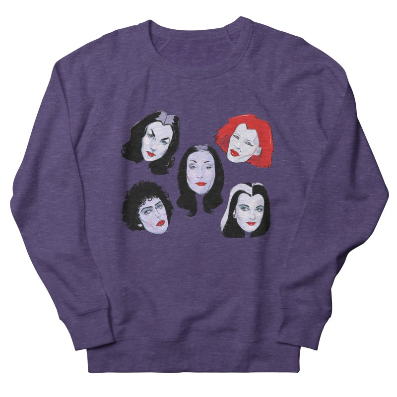 Heey Gouls! Women's French Terry Sweatshirt by Ego Rodriguez