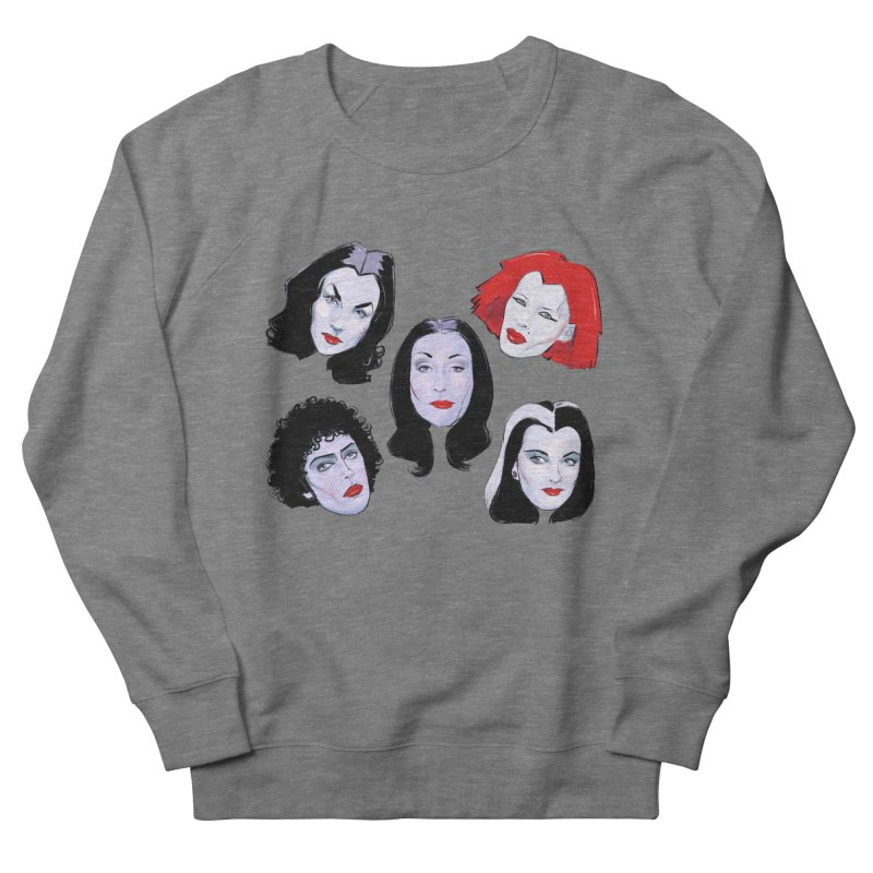Heey Gouls! Women's French Terry Sweatshirt by Ego Rodriguez