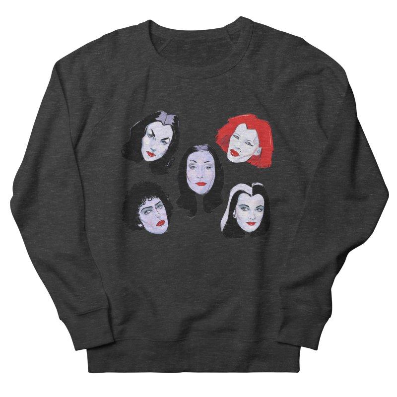 Heey Gouls! Men's French Terry Sweatshirt by Ego Rodriguez