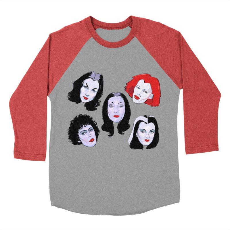 Heey Gouls! Women's Baseball Triblend Longsleeve T-Shirt by Ego Rodriguez