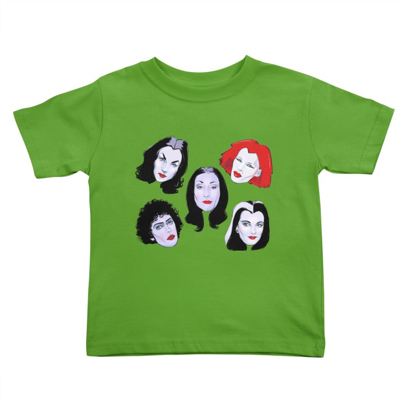 Heey Gouls! Kids Toddler T-Shirt by Ego Rodriguez
