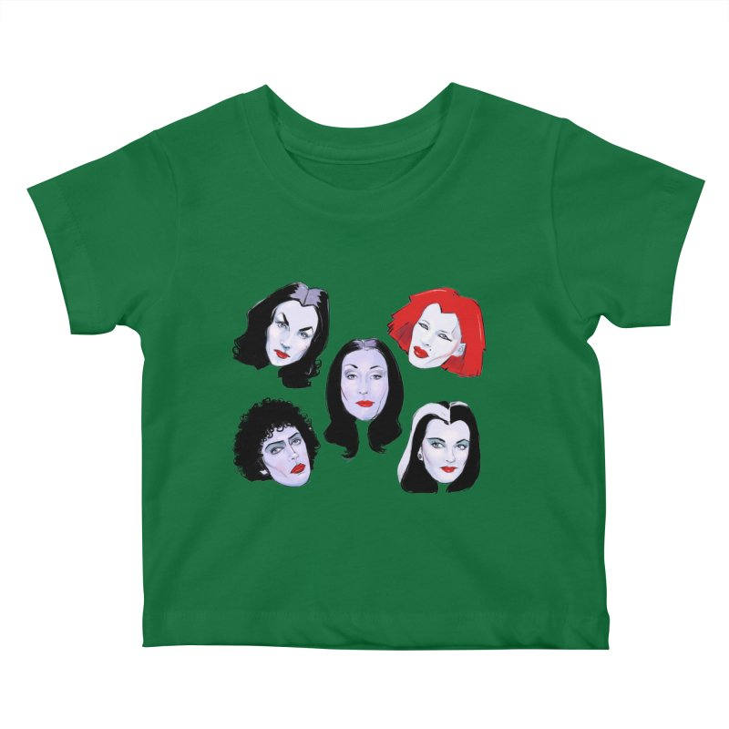 Heey Gouls! Kids Baby T-Shirt by Ego Rodriguez