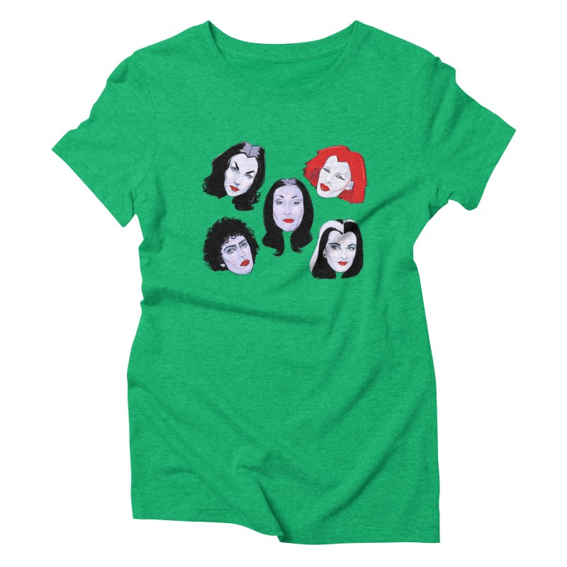 Heey Gouls! Women's Triblend T-Shirt by Ego Rodriguez