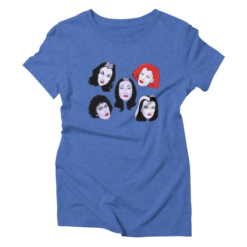 Heey Gouls! Women's Triblend T-Shirt by Ego Rodriguez