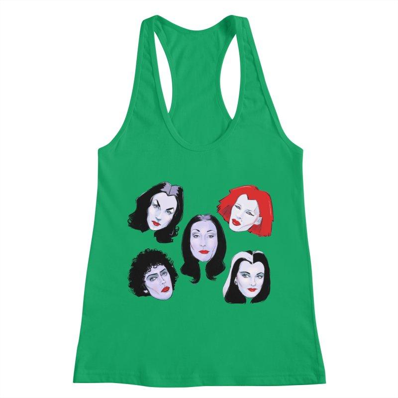 Heey Gouls! Women's Racerback Tank by Ego Rodriguez