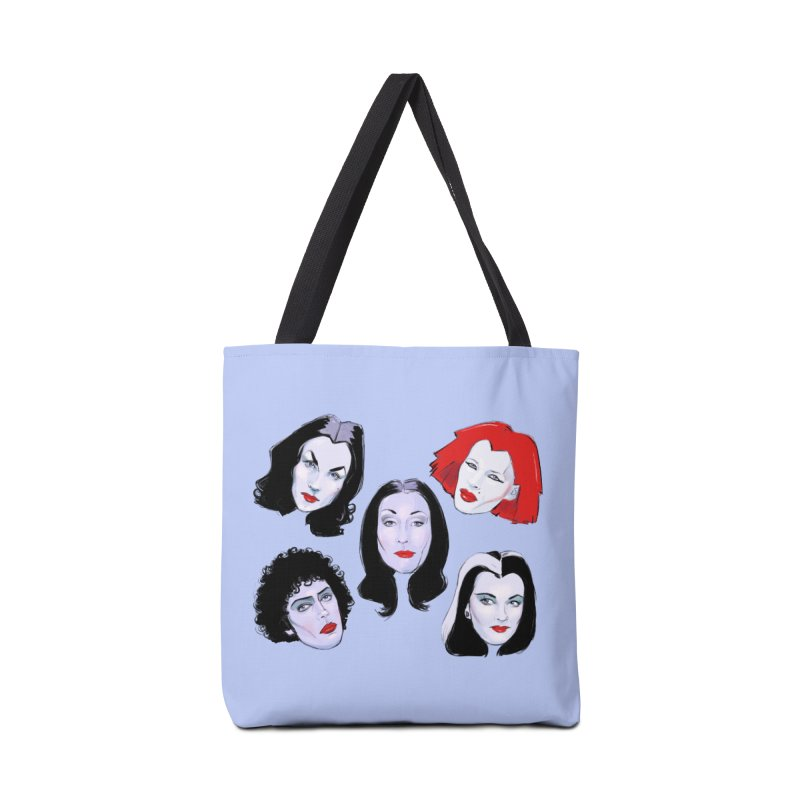 Heey Gouls! Accessories Tote Bag Bag by Ego Rodriguez