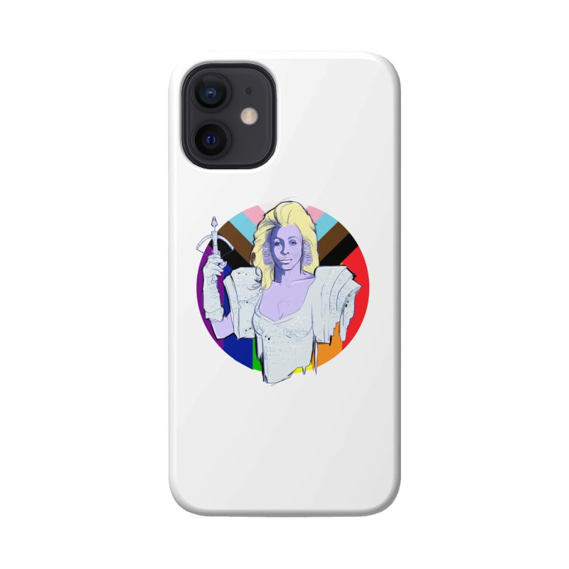 Aunty Entity PRIDE Accessories Phone Case by Ego Rodriguez