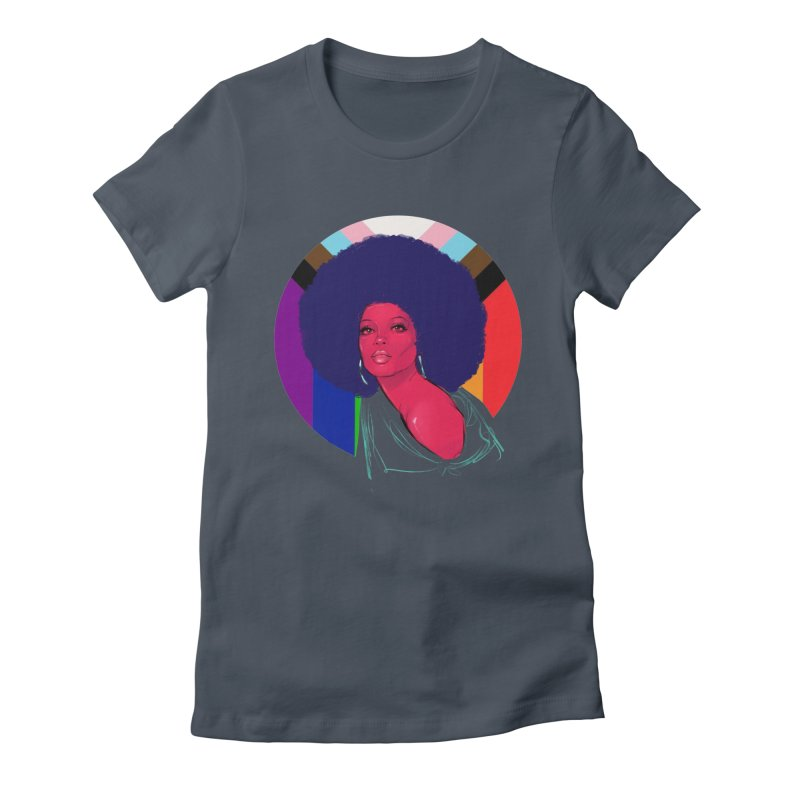 Diana PRIDE Women's T-Shirt by Ego Rodriguez