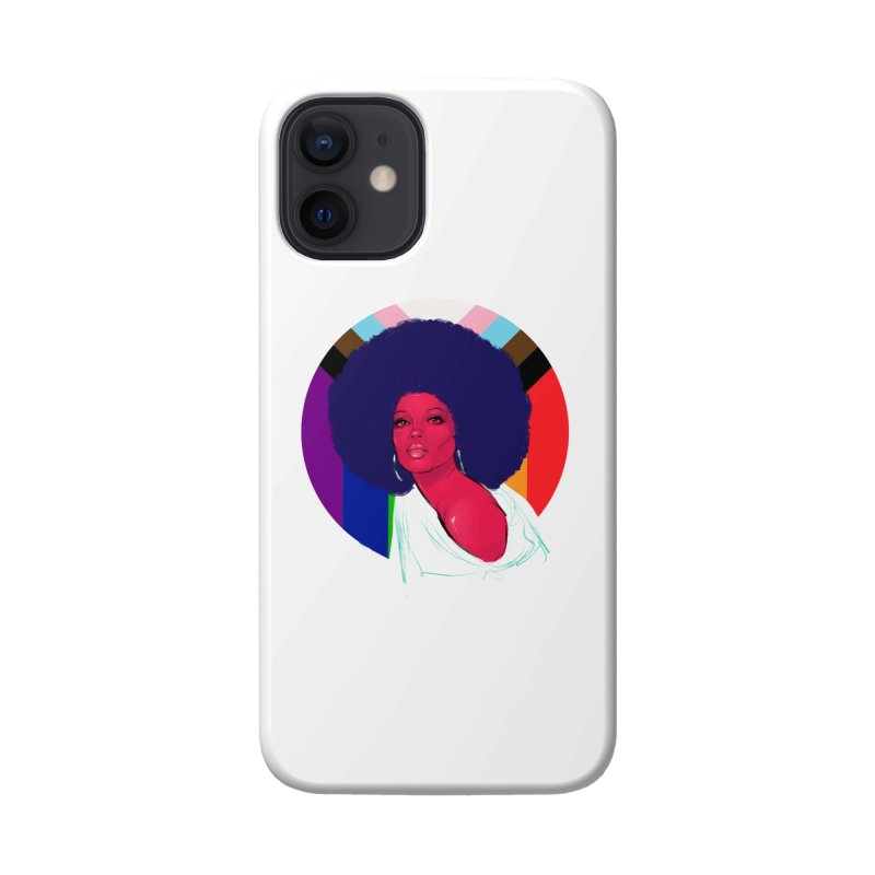 Diana PRIDE Accessories Phone Case by Ego Rodriguez