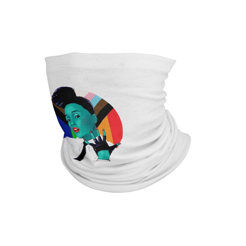 Janelle PRIDE Accessories Neck Gaiter by Ego Rodriguez