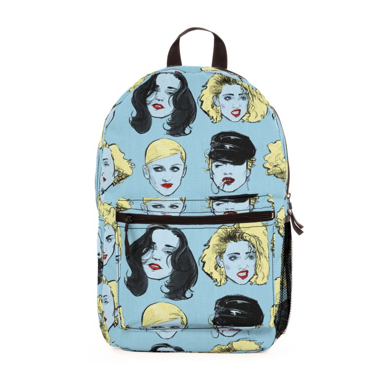 Who's That Girl? Accessories Bag by Ego Rodriguez
