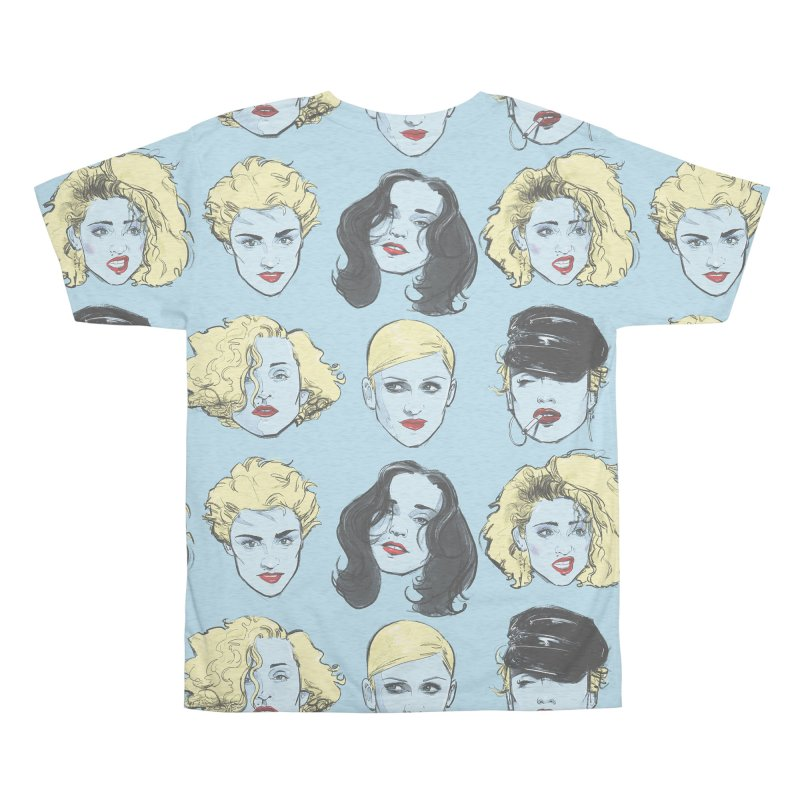 Who's That Girl? Men's All Over Print by Ego Rodriguez