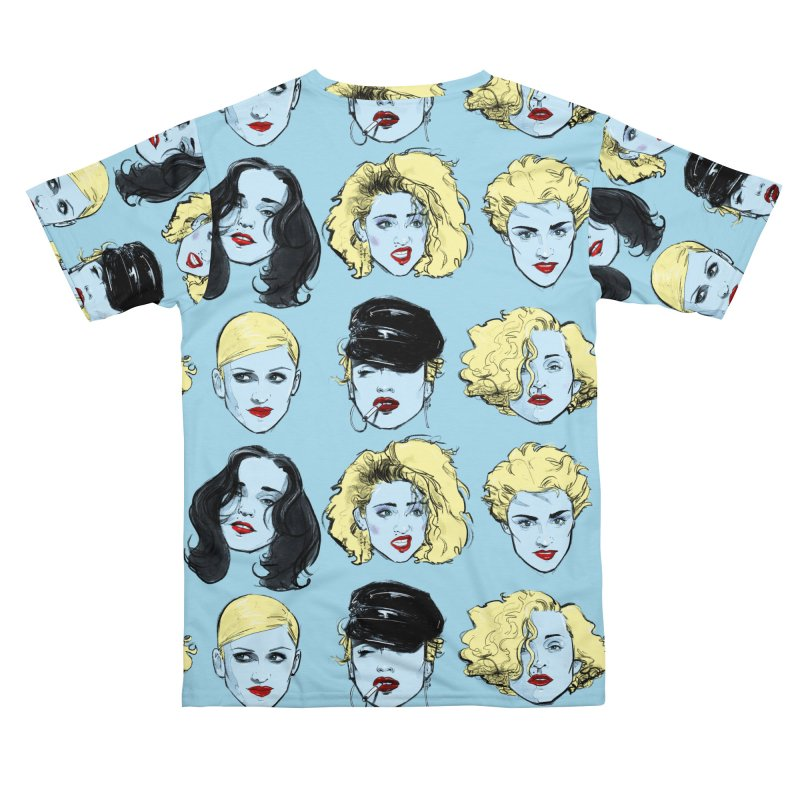 Who's That Girl? Men's Cut & Sew by Ego Rodriguez