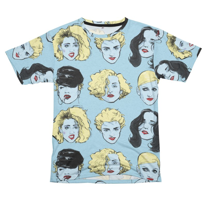 Who's That Girl? Women's Unisex French Terry T-Shirt Cut & Sew by Ego Rodriguez