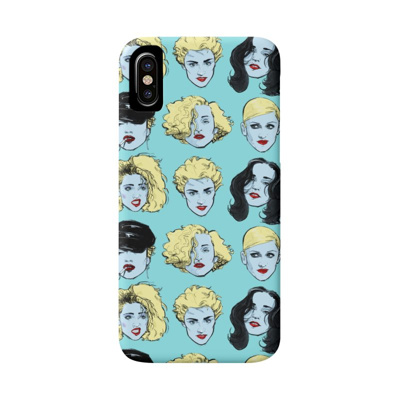 Who's That Girl? Accessories Phone Case by Ego Rodriguez