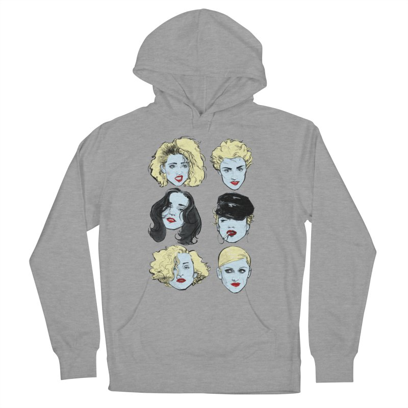 Who's That Girl? Women's Pullover Hoody by Ego Rodriguez