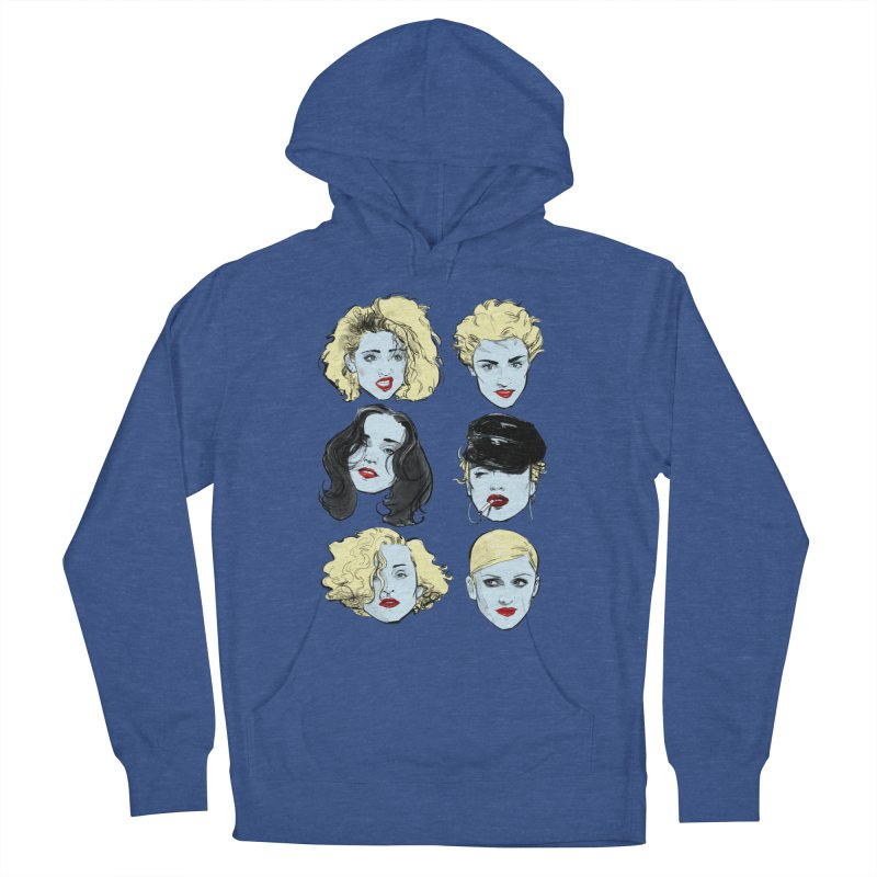 Who's That Girl? Men's Pullover Hoody by Ego Rodriguez