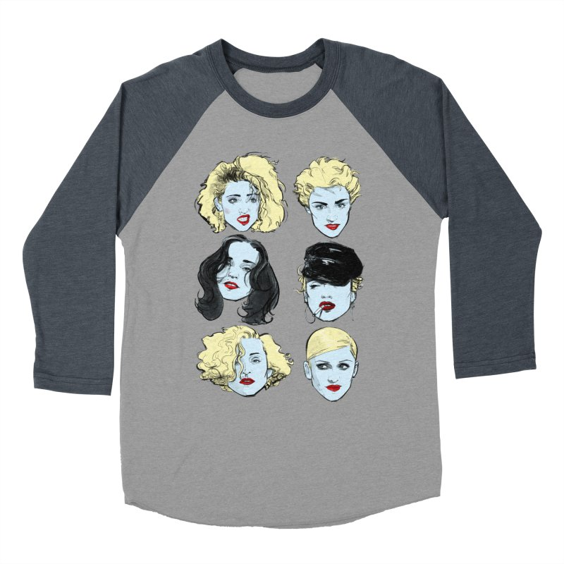 Who's That Girl? Women's Longsleeve T-Shirt by Ego Rodriguez