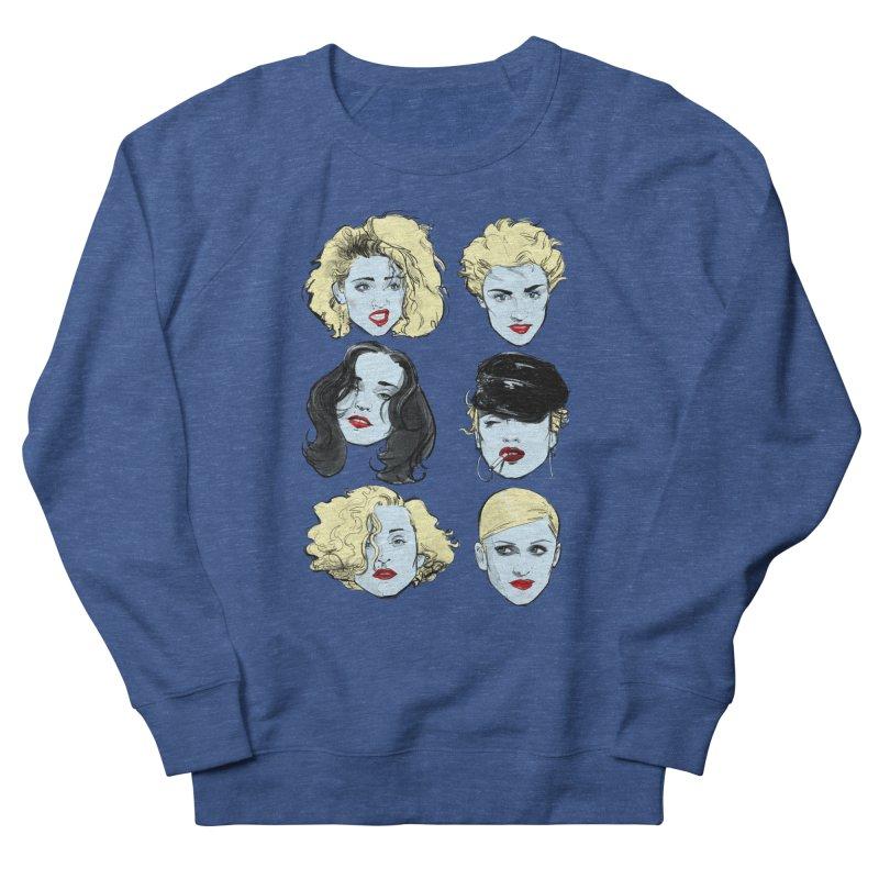 Who's That Girl? Women's Sweatshirt by Ego Rodriguez