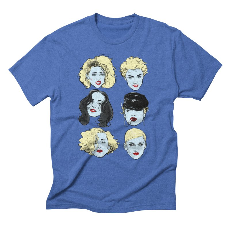 Who's That Girl? Men's Triblend T-Shirt by Ego Rodriguez