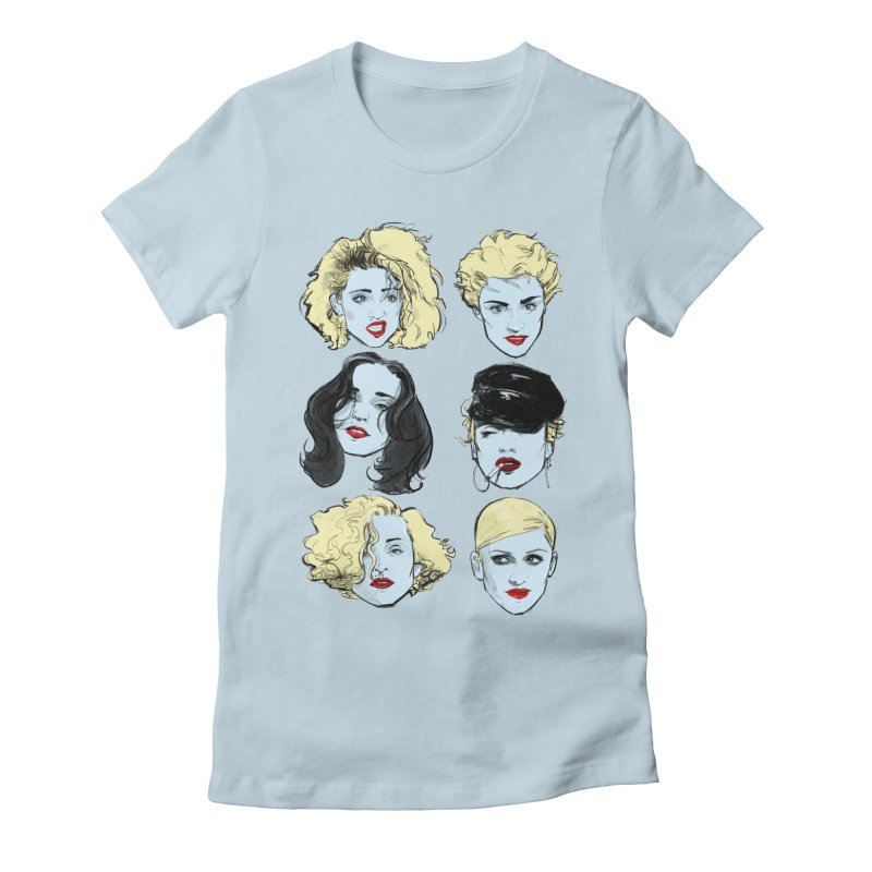 Who's That Girl? Women's T-Shirt by Ego Rodriguez