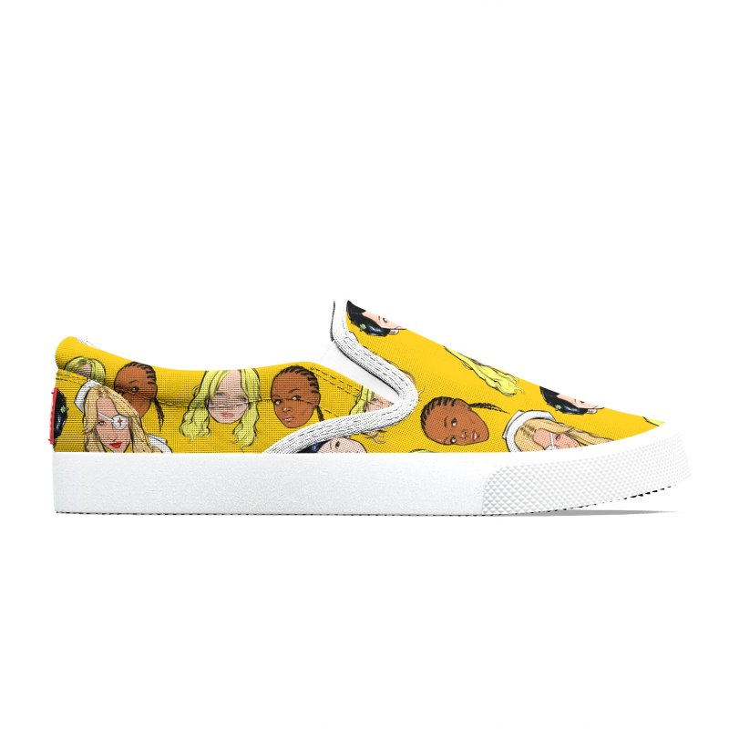 Deadly Vipers Men's Shoes by Ego Rodriguez