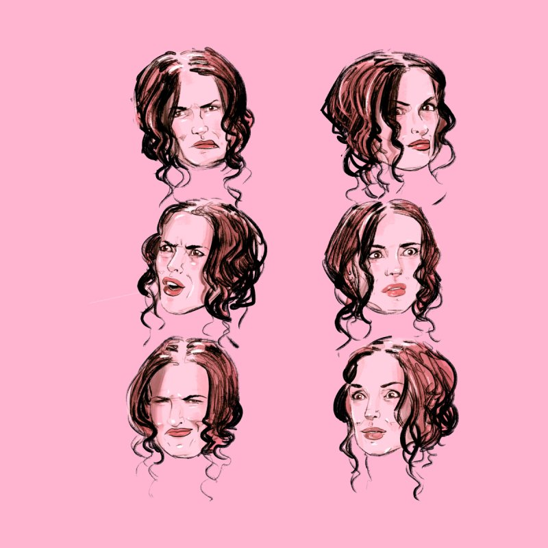 We Love Winona by Ego Rodriguez