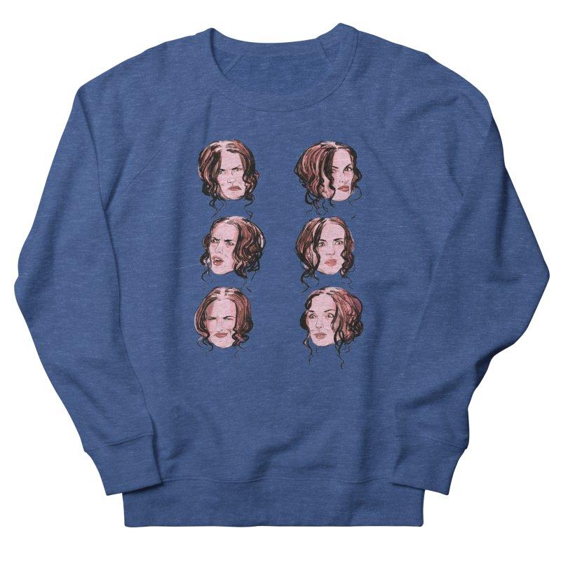We Love Winona Men's Sweatshirt by Ego Rodriguez