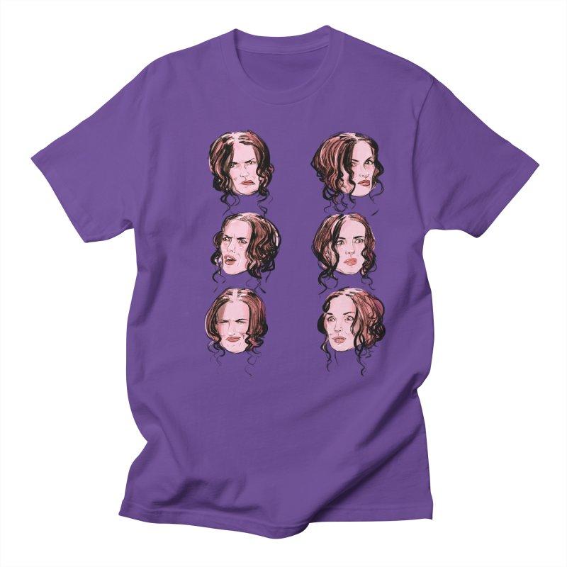 We Love Winona Men's T-Shirt by Ego Rodriguez