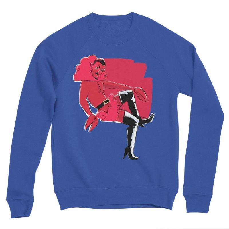 Him Women's Sweatshirt by Ego Rodriguez