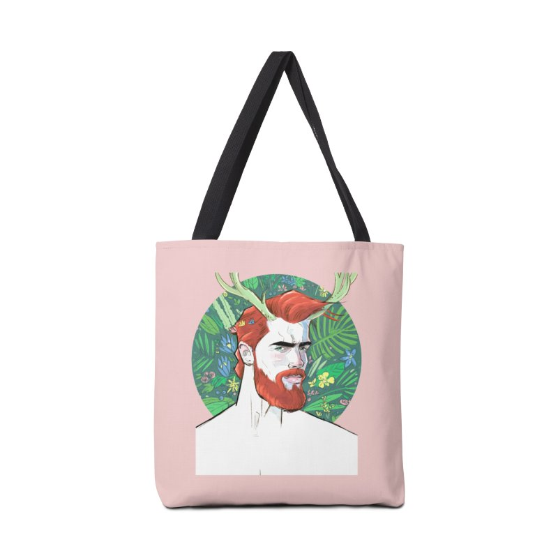 Cernunnos Accessories Bag by Ego Rodriguez