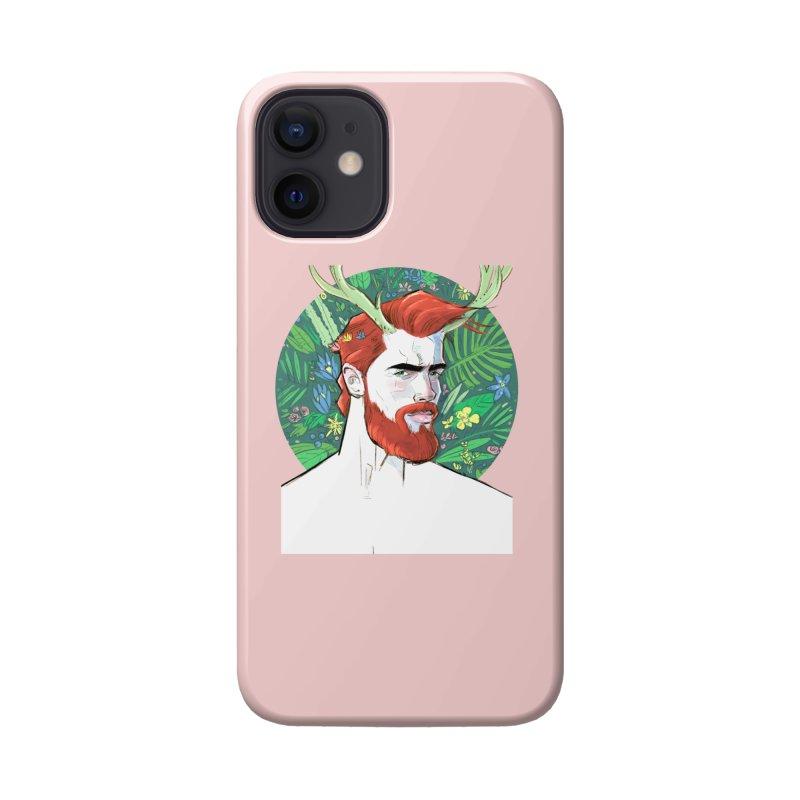 Cernunnos Accessories Phone Case by Ego Rodriguez